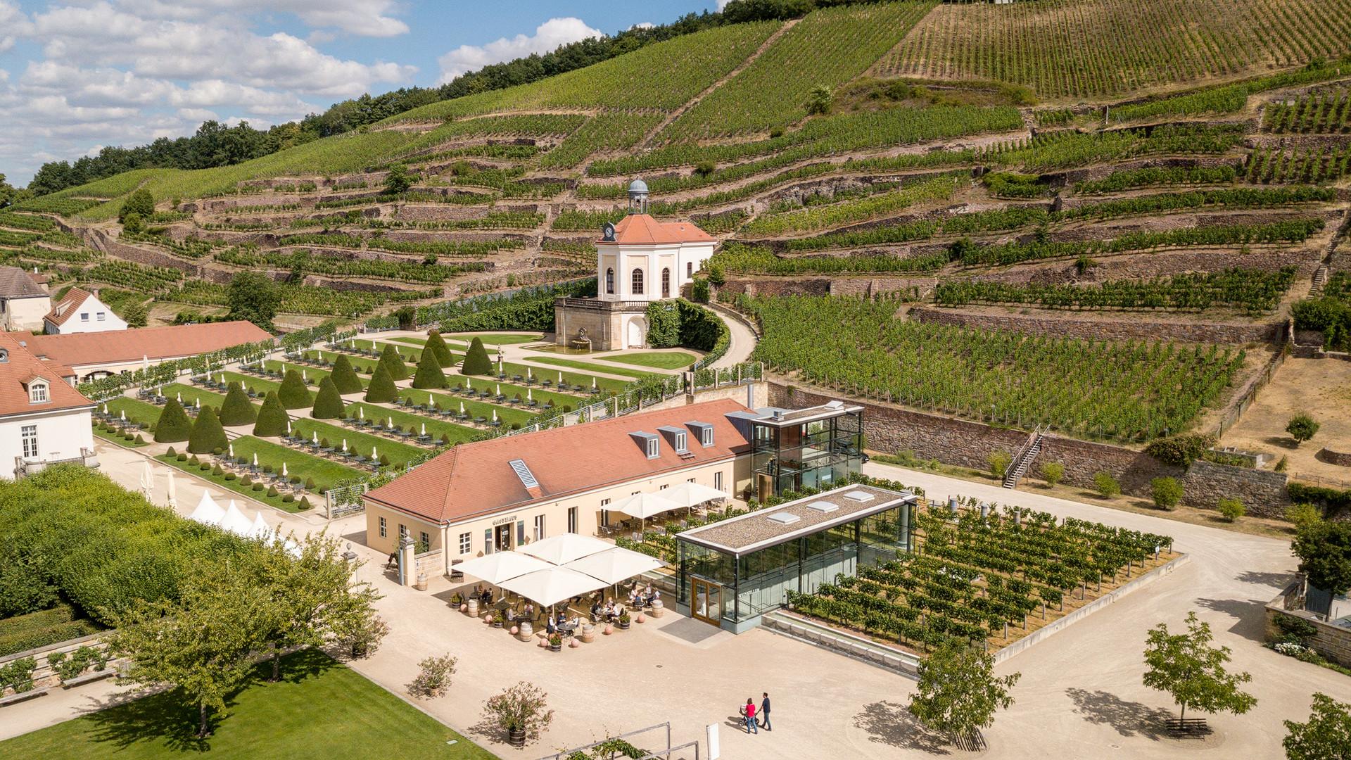 Client: Schloss Wackerbarth