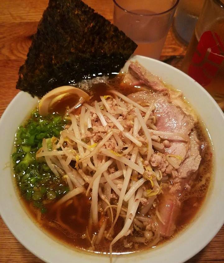 Shoyu with Pork Belly
