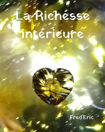 """Poster A4 """"La Richesse Intérieure"""""""
