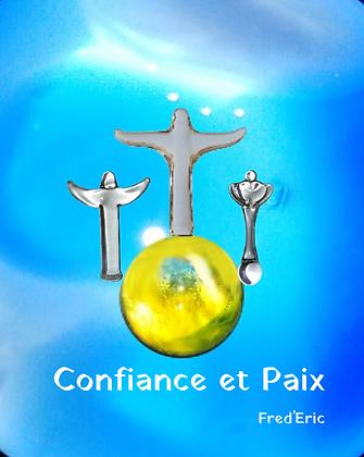 """Poster A3 """"Confiance et Paix"""""""