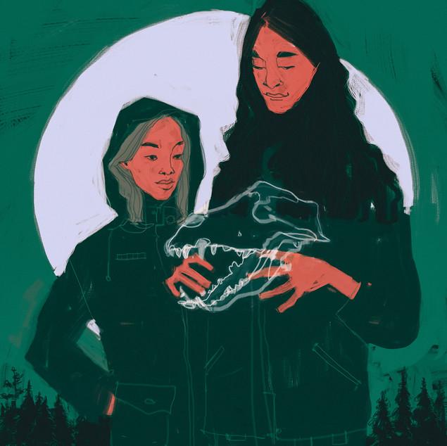 Quileute Legend