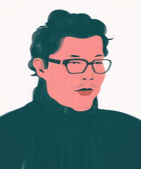 Akira Yasuda Portrait
