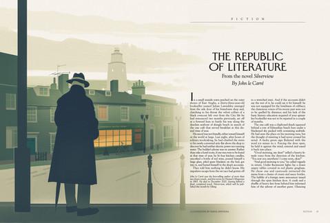 The Republic of Literature