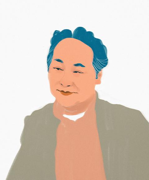 Zenji Ishii Portrait