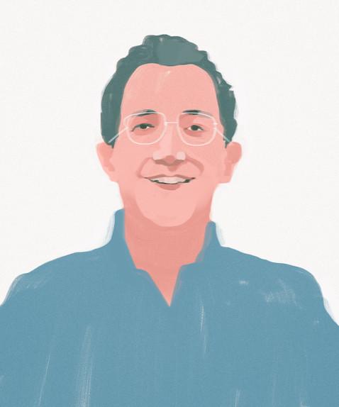 Joe Morici Portrait