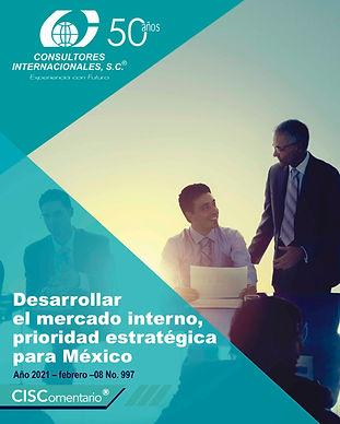 CISCO 997 Desarrollar el mercado interno