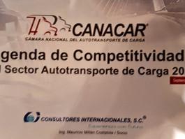 """Canacar: Transportistas no son """"moneda de cambio"""" en TLCAN"""