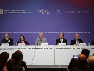 Discuten sobre el TLCAN en la FIL Guadalajara