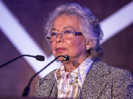 Primero verdad y justicia luego amnistía: Olga Sánchez Cordero