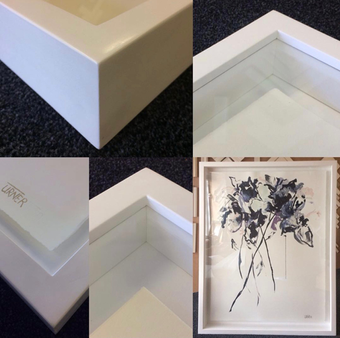 GESSO-PAINTED-BOX-FRAME-WITH-FLOATING-artwork