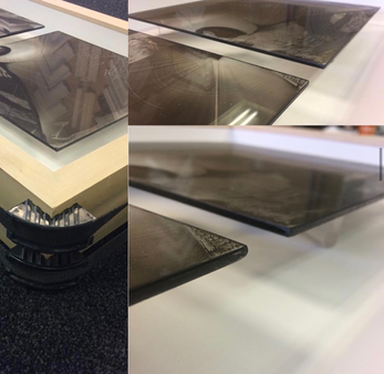 GLASS-PLATE-MOUNTING