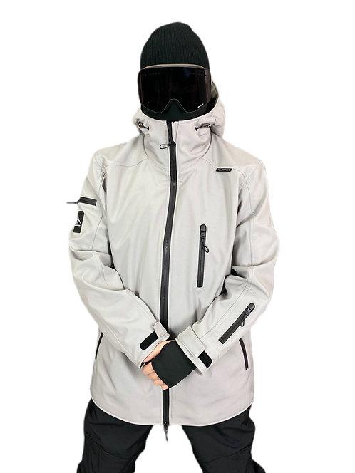 Куртка mountride светло-серая