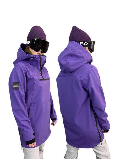 Анорак фиолетовый Mountride