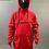 Thumbnail: Худи Mountride красный (софт)