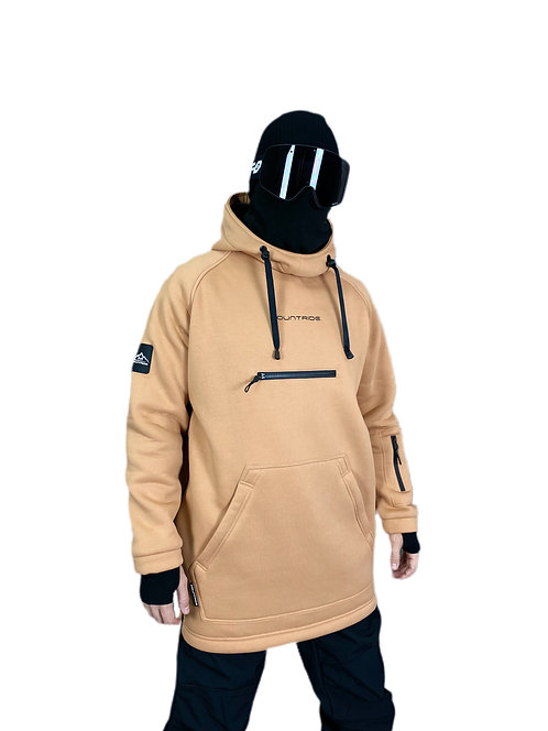 Mountride светло-коричневый (футер+флис)