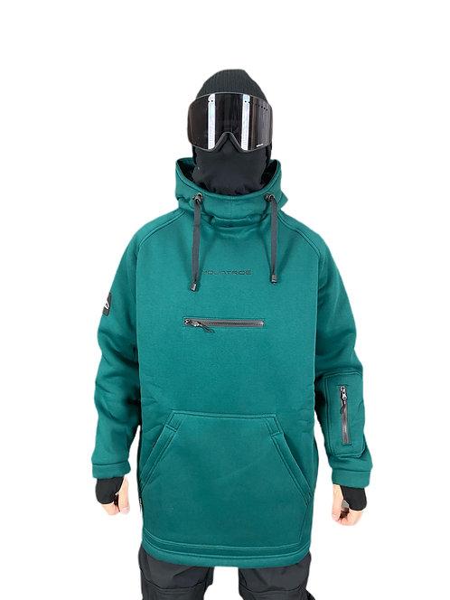 Mountride зеленый (футер+флис)