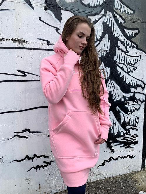 Худи Mountride розовый фламинго