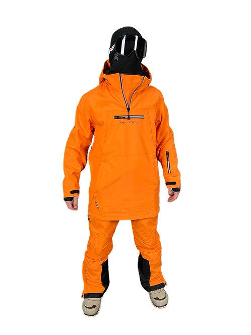 Анорак мужской оранж ( софт)