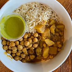 Vegetarian Bowl