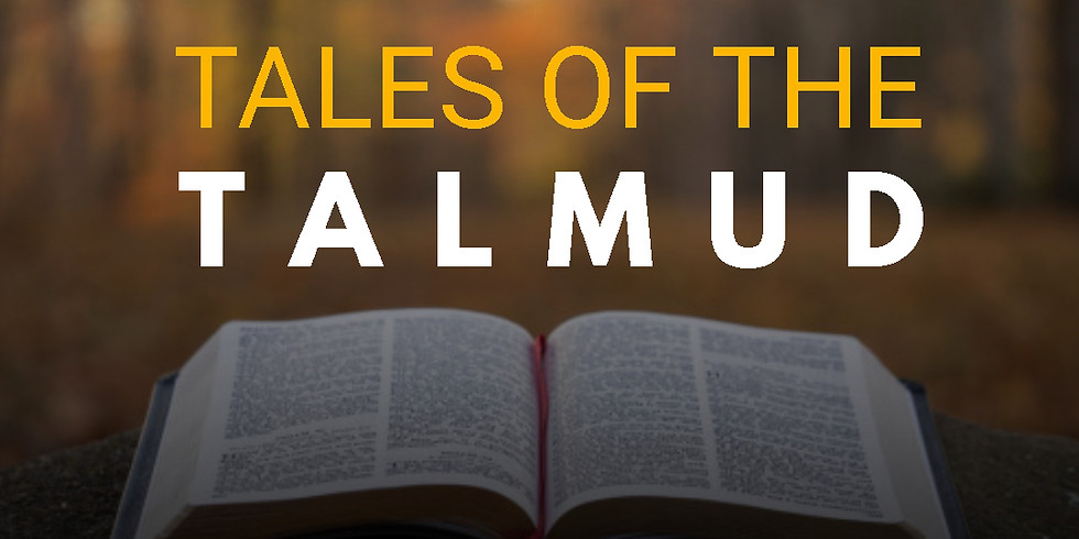 Amazing Tales of the Talmud