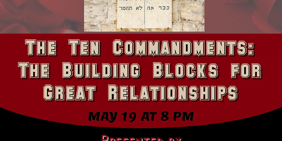 """""""The Building Blocks for Great Relationships"""""""