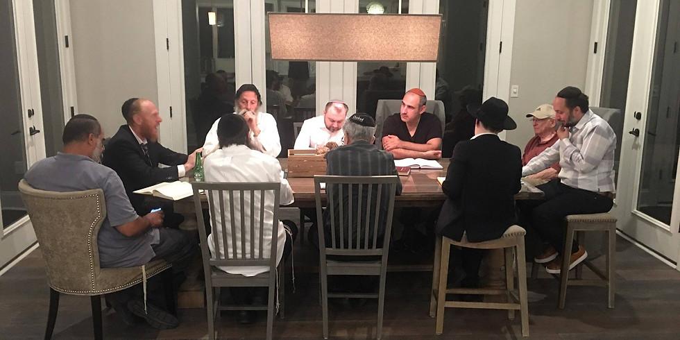 Siyum Celebration on Seder Nezikin