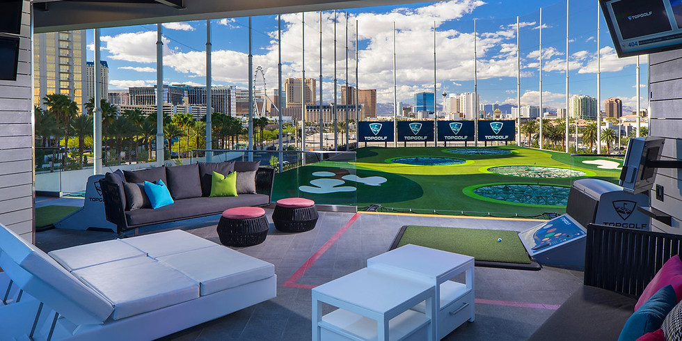 Top Golf Lag BaOmer Event