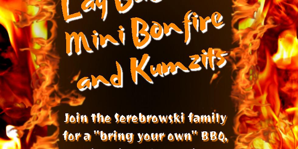 Lag BaOmer Mini Bonfire and Kumzits