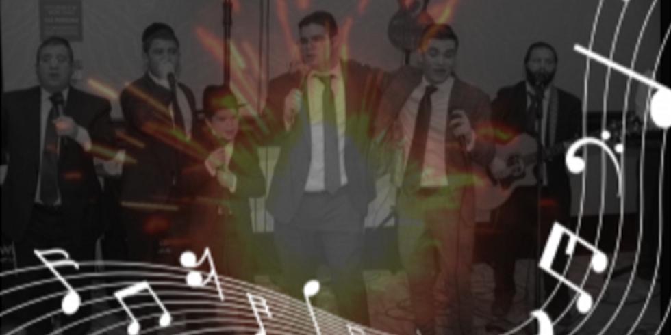 Outdoor Chol Hamoed Concert and Kumzits