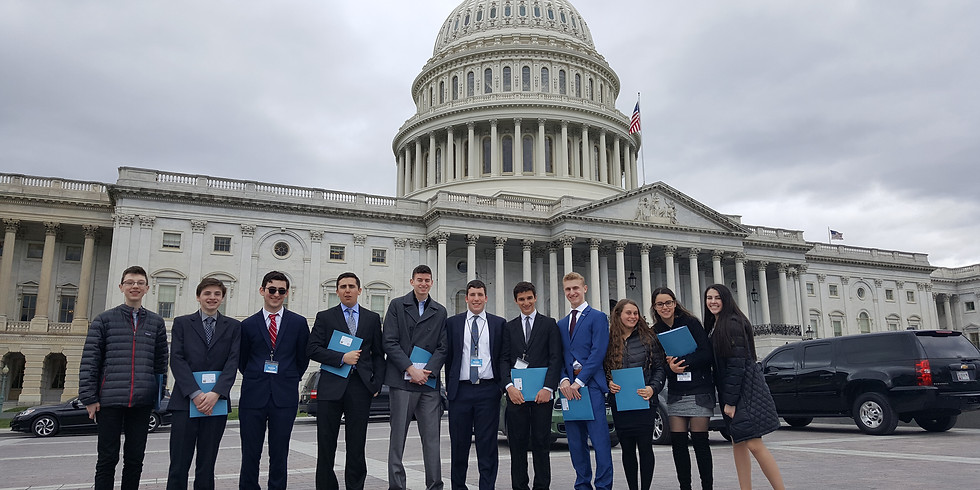 Lobbying Trip to Washington DC