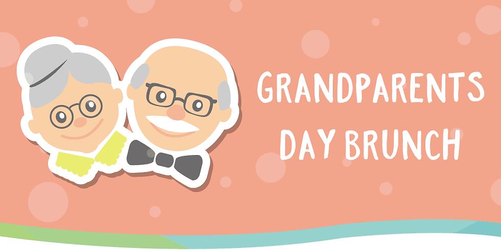 Grandparents Day Brunch and Activities at Hebrew School