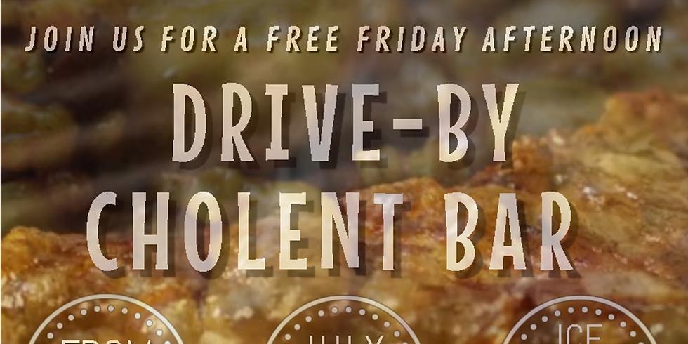 Drive-By Cholent Bar