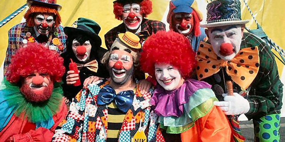 Purim Magic Clown Show