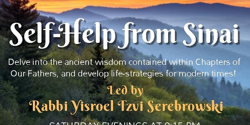 Self Help From Sinai