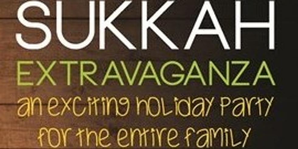 Sukkah Extravaganza