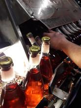 Dégorgement du Crémant rosé