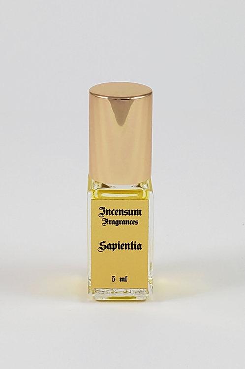 Sapientia Perfume Oil 5 ml