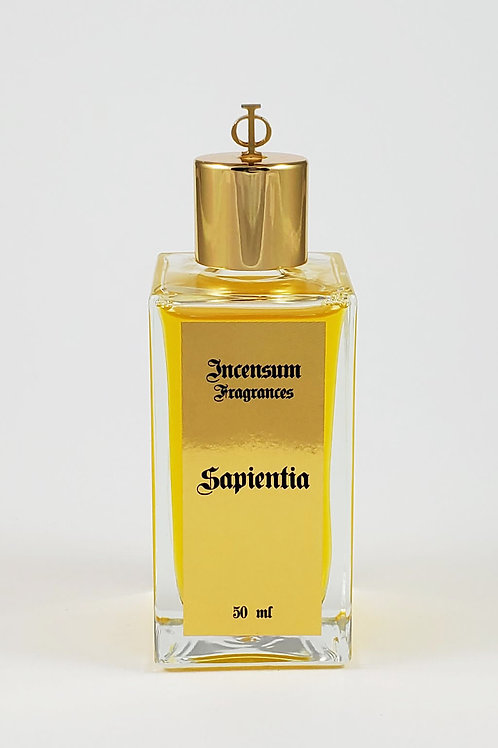 Sapientia Perfume Oil 50 ml
