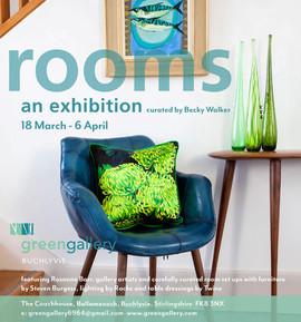 The Green Gallery, Scotland 2018