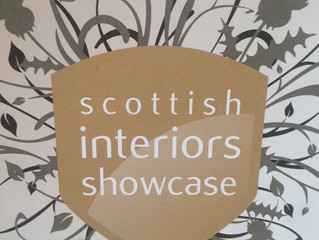 Lux & Bloom at the Scottish Interiors Showcase 2017