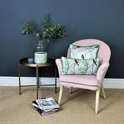 Little Finches - English Apple- Cushion - £69/NOW £39