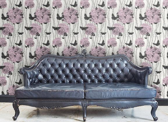 Rosabunda - Seville Rose - Wallpaper - £99 per roll
