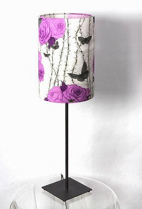 Rosabunda - Venetian Purple - Silk Shade - £115/NOW £59