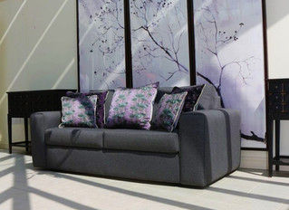 Lux & Bloom collaboration with Sofabedsofa