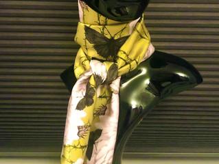 Stunning Luxury Silk Scarves
