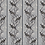 Thumbnail: Crow Patrol - Gothic Grey - Velvet Furnishing Fabric - £119 per meter