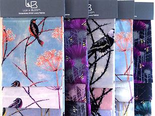 Lux & Bloom Fabric Hangers