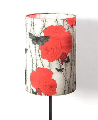 Rosabunda - Spanish Red - Silk Shade - £85/NOW £60