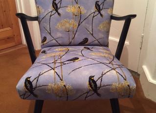 Lux & Bloom fabulous furnishing fabrics