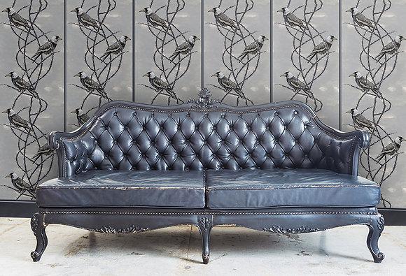 Crow Patrol - Gothic Grey - Wallpaper - £99 per roll